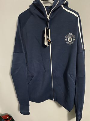 adidas manU manchester united hoodie XL for Sale in Miami, FL