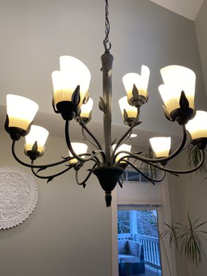 Large lot of matching quality light fixtures for Sale in Seattle, WA