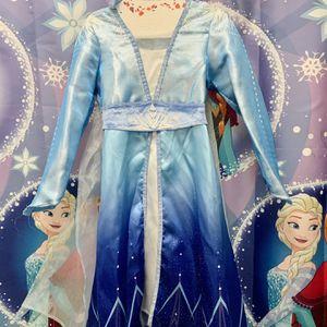 Disney - Elsa Adventure Dress Size 4/6 X for Sale in Burbank, CA