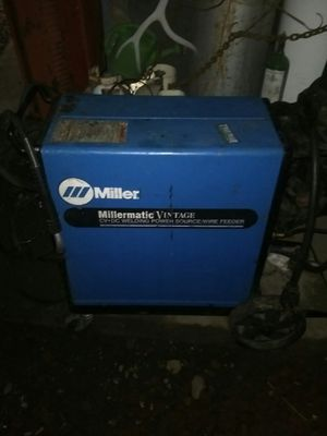 Miller wire feed welder for Sale in Pasco, WA