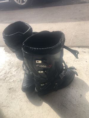 O'Neal mx boots size 13 for Sale in Alexandria, VA