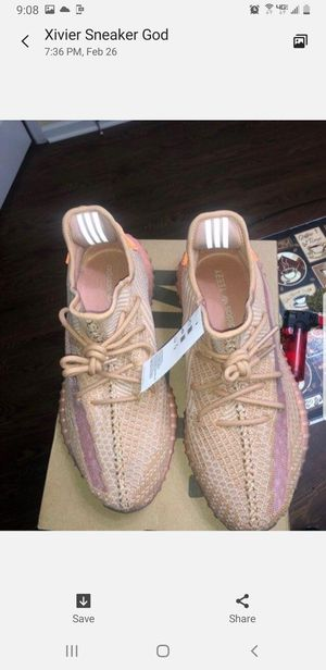 Yeezv boost 350 v2 clay for Sale in St. Cloud, FL