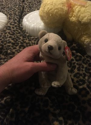 RARE Almond Ty Beanie Baby 1999 with errors for Sale in Oran, MO