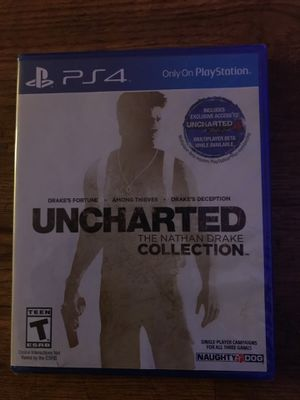 Uncharted for Sale in Ellensburg, WA