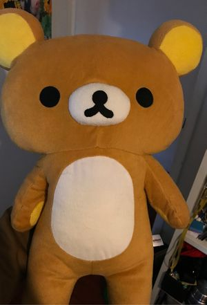 Rilakkuma plushie for Sale in Oakland, CA