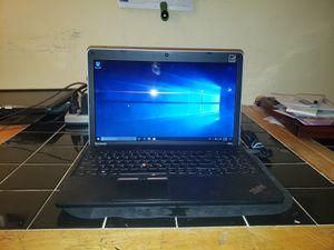 Lenovo ThinkPad E545 AMD A6-5350m @ 2.9GHz 4GB 120gb WEBCAM HDMI etc... for Sale in Plantation, FL