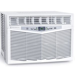 TaoTronics TT-AC001 Window Air Conditioner 10000 BTU Window AC Unit with Remote Control, 3 Fan Speed, Dehumidifier Mode, Sleep Mode, Timer, Digital Di for Sale in Portland, OR