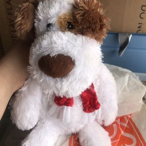 Christmas Doggy Stuffed Animal for Sale in Rowlett, TX