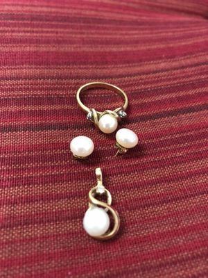 Pearl set for Sale in Pinole, CA