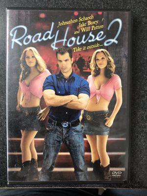 Road House 2 DVD - used for Sale in Griswold, CT