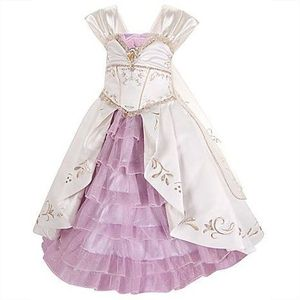 Disney Parks Dlx Limited Edition Rapunzel Wedding Dress Cosume for Sale in Rancho Santa Margarita, CA