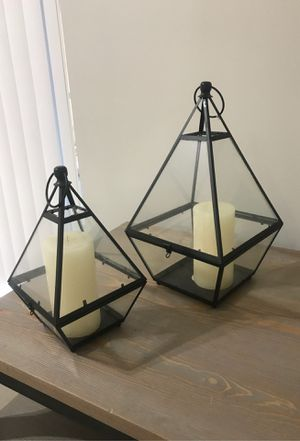 Candle holder set for Sale in Miami Gardens, FL