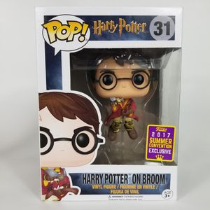 Funko Pop Harry Potter # 31 Harry Potter On Broom for Sale in Livermore, CA