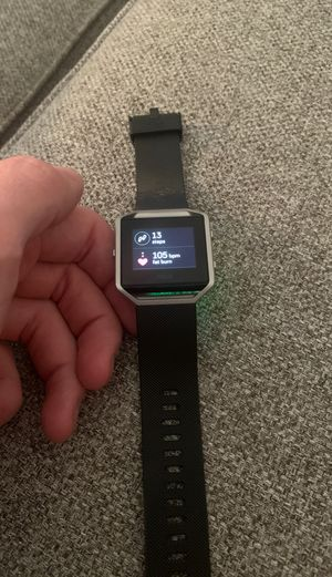 Fitbit smartwatch for Sale in Dallas, TX