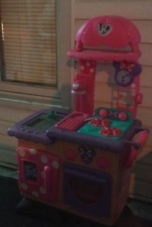 Minnie mouse kitchen for Sale in Green Bay, WI