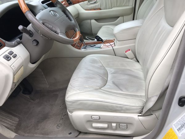 2003 Lexus LS430 Coach