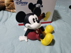 Vintage Disney Mickey Mouse Piggy Bank for Sale in Waddell, AZ