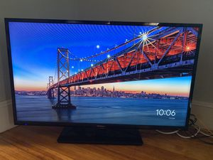 """Westinghouse TV 48""""- LED - 1080p HDTV for Sale in Quincy, MA"""