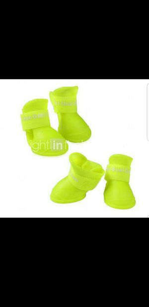 Flexible Rubber dog shoes for Sale in Lisle, IL