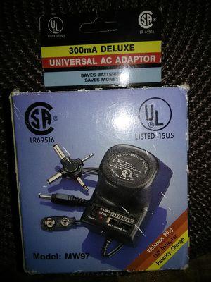 300mA deluxe universal AC adaptor for Sale in Shamokin, PA