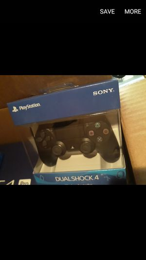 New PS4 controller , 2 headphones and 2 games for Sale in Dallas, TX