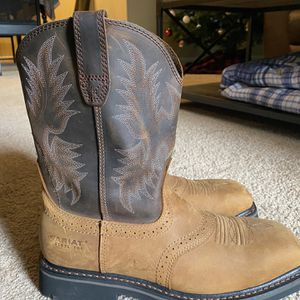 Ariat Steel Toe Boots for Sale in Raleigh, NC
