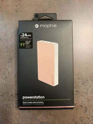 Mophie Powerstation for Sale in Humble, TX