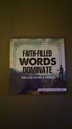 Faith-Filled Words Dominate the Law of Sin and Death CD for Sale in Los Angeles, CA