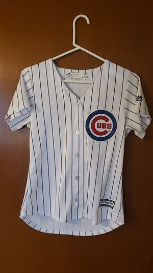 NWOT Chicago Cubs Women's Jersey Small for Sale in Everett, WA