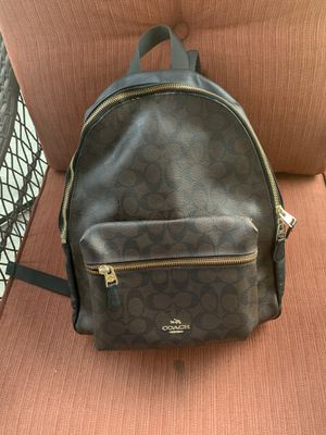 Coach backpack for Sale in Port St. Lucie, FL