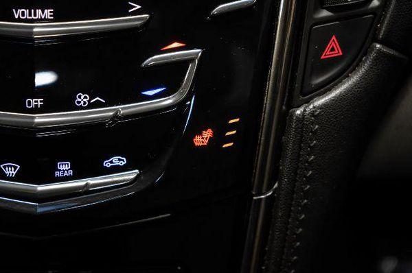 2016 Cadillac Ats Coupe