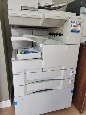 Konica 7135 printer/scaner/fax for Sale in Montclair, CA