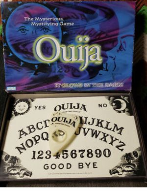 Glow in The Dark Ouija Board for Sale in Stockton, CA