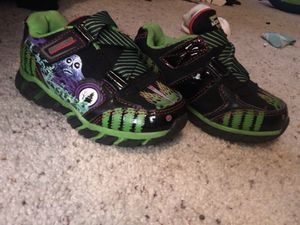 Monster Jam Grave Digger Shoes for Sale in US