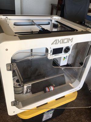 3D Printer Axiom Airwolf for Sale in Vista, CA