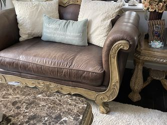 Couch Marble Table And End Table for Sale in San Ramon,  CA