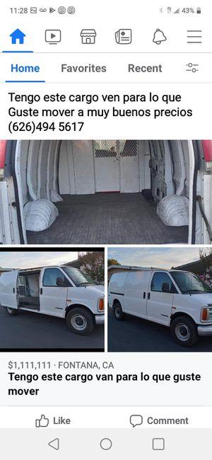 Para lo que guste mover a buen precio for Sale in Fontana, CA