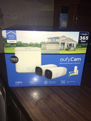 New Eufy cam security system for Sale in Arlington, TX