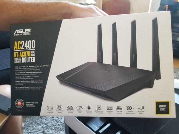 Asus AC 2400 router