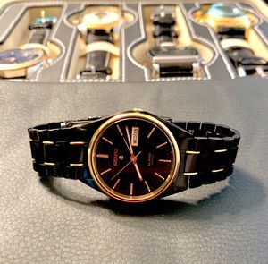 Vintage Mens SEIKO Alarm Watch 5C23-8019 / Operating Perfectly for Sale in Lynnfield, MA
