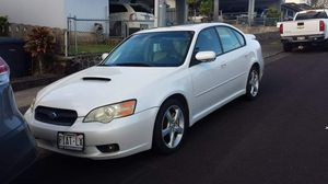 2006 Subaru legacy gt limited for Sale in Pearl City, HI