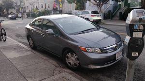 Honda civic hybrid 2012 like new for Sale in San Francisco, CA