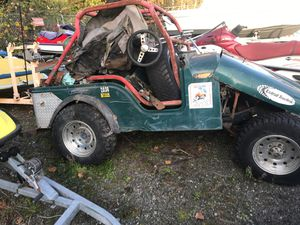 172 Jeep project have lots of parts Dana 44 for Sale in Edgewood, WA