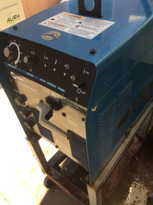 Miller ac/dc Tig Welder for Sale in Perris, CA
