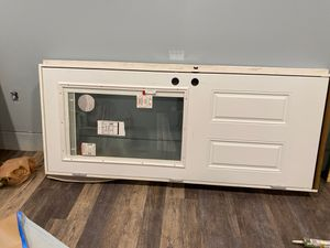 Exterior door 32 in with blinds for Sale in Joint Base Lewis-McChord, WA
