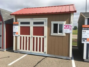 Tuff Shed TR-800 10 X 12 for Sale in Allen Park, MI
