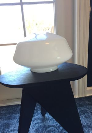 Schoolhouse flush mount lamp shade for Sale in Seattle, WA