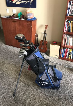 Calloway clubs and bag for Sale in Denver, CO