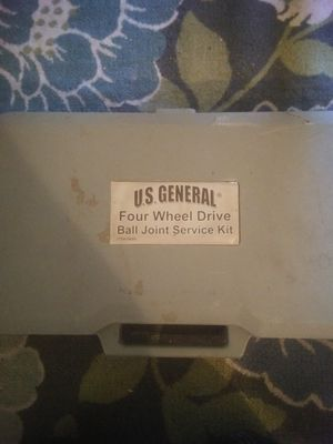 U.S. General four wheel drive ball joint kit for Sale in Canonsburg, PA
