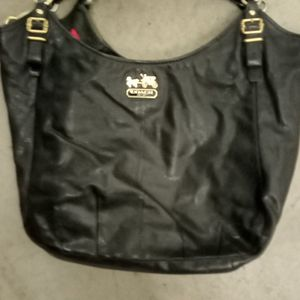 Leather Coach Hobo Style Purse for Sale in Federal Way, WA